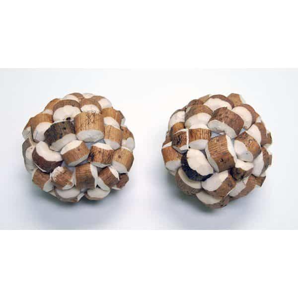 Sola Guli Zigzag Ball 6cm | Zoo-Max
