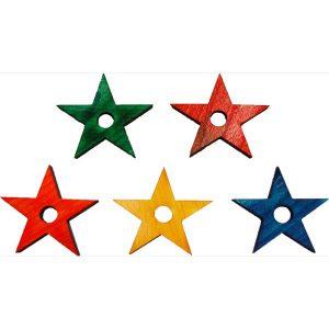 "Pine Stars .25""H X 2""D (H5/16"")   Zoo-Max"