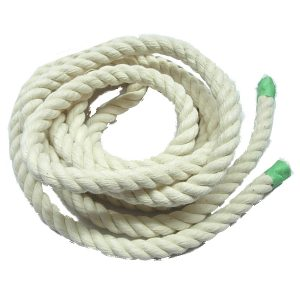 "10 FEET - 100% Cotton Rope 1/2"" | Zoo-Max"
