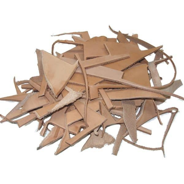 1 LB (454 GR.)  LEATHER PIECES IN BULK | Zoo-Max