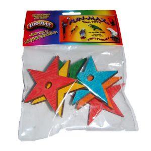 "6 PINE STARS 3""   Zoo-Max"