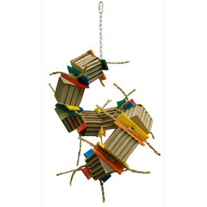 "BONGO-TWIST LARGE  (20""H X 12""W) 