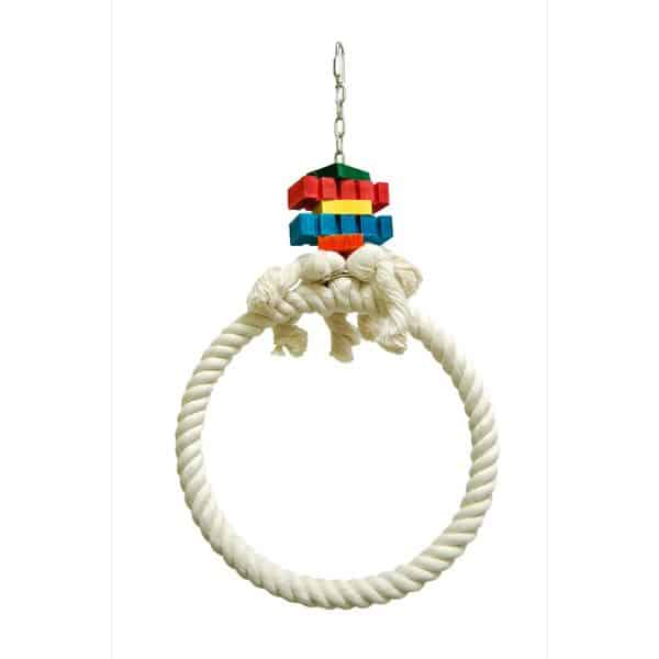 """HOOP-COTTON RING 10"""" 