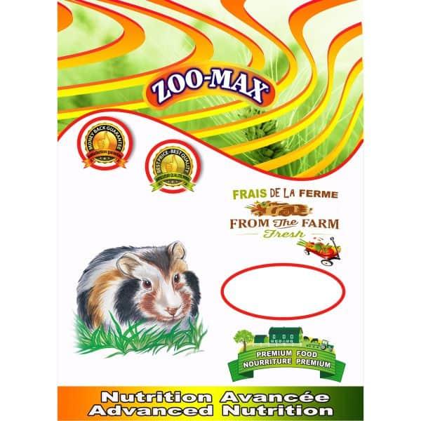 Base Guinea Pig | Zoo-Max