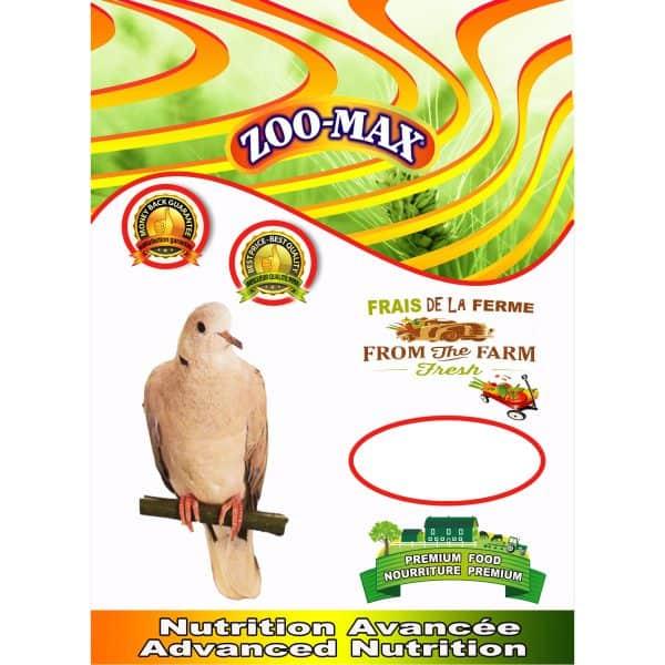 DOVE & TURTLEDOVE | Zoo-Max