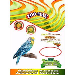 BUDGIE | Zoo-Max