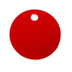"Acry. Circle 1.75"" (H1/4"") | Zoo-Max"