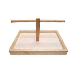 "Wood Play Stand Model #1 XS (9"" X 12"" X 7"") 