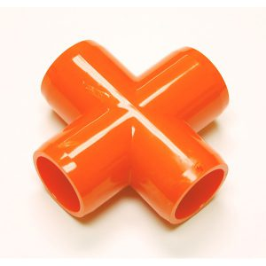 "Fitting  7/8""D (Int.1/2"")   Orange: Cross | Zoo-Max"