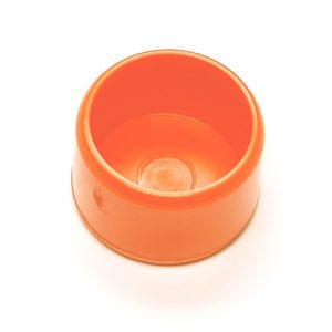 "Fitting 1 1/4""D (Int. 1"")   Orange: End Cap | Zoo-Max"