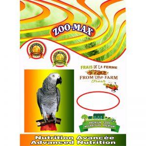 CALCIUM MAX AFRICAN GREY | Zoo-Max