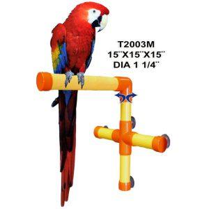 "PERCHOIR DOUCHE LARGE 15""HX15"" | Zoo-Max"